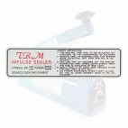 TRM Mesin Press Plastik Plastic Impulse Sealer SP 200 20Cm 20 Cm