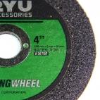 "RYU Mata Gurinda Potong Cutting Wheel 4"" - 100mm x 2mm x 16mm"