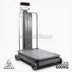 ALEXA Cahaya Adil Electronic Digital Scale Timbangan Digital Ferbeng 600 KG Pagar