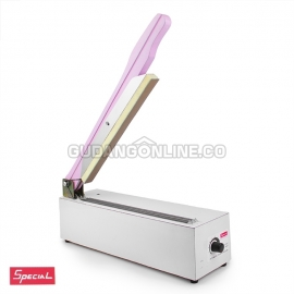 SPECIAL Mesin Alat Press Plastik Plastic Impulse Sealer 32 Cm Bisa Potong