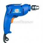 H&L Mesin Bor Tangan Listrik Electric Hand Drill 10mm HL 450 RE