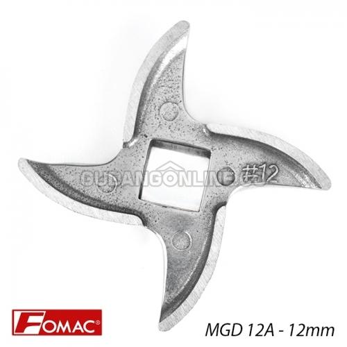 FOMAC Mata Pisau Gilingan Daging Meat Grinder MGD 12A - 12mm