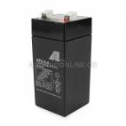 Aki Accu Battery Baterai Timbangan Digital Precio Alexa 4V Original
