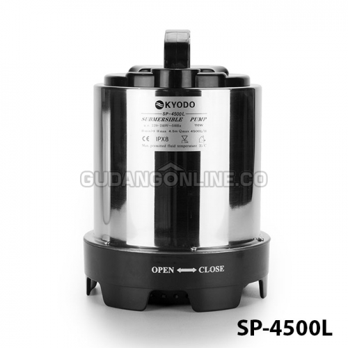 KYODO Pompa Celup Submersible Pump SP 4500 L