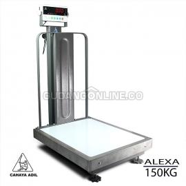 ALEXA Cahaya Adil Digital Scale Timbangan Ferbeng TM R 150KG 150 KG