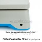 DT580 Timbangan Digital Meja 30kg x 1gr